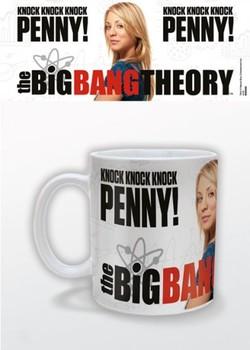Caneca The Big Bang Theory - Knock