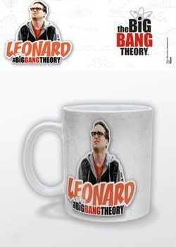 Caneca The Big Bang Theory - Leonard