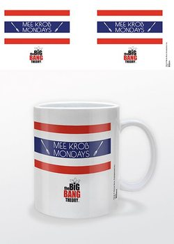 Caneca The Big Bang Theory - Mee Krob Mondays