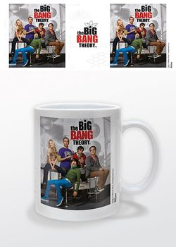 Caneca The Big Bang Theory - Portrait