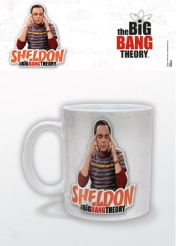 Caneca The Big Bang Theory - Sheldon