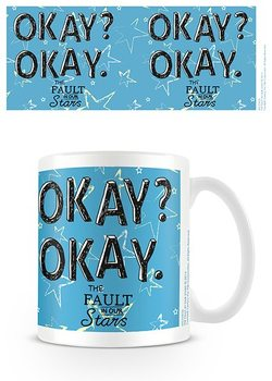 Caneca The Fault in Our Stars - Okay