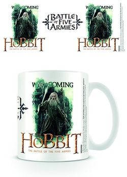 Caneca The Hobbit 3: Battle of Five Armies - Gandalf