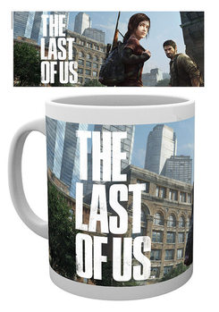 Caneca The Last of Us - Ellie and Joel