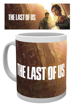 Caneca The Last of Us - Key Art