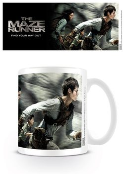 Caneca The Maze Runner - Running