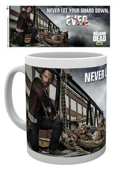 Caneca The Walking Dead - Rick Guard