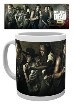 Caneca The Walking Dead - Season 5
