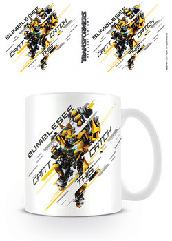 Caneca Transformers: The Last Knight - Can't Catch This