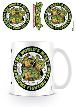 Caneca Turtles Retro - Team