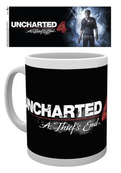 Caneca Uncharted 4 - A Thief's End