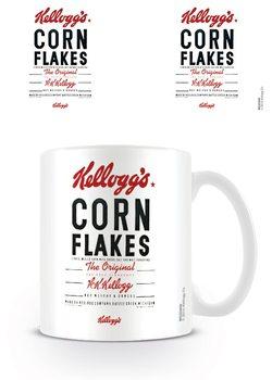 Caneca Vintage Kelloggs - Corn Flakes Vintage