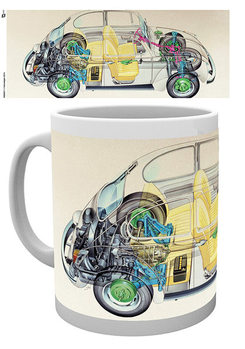 Caneca VW - Cross Section