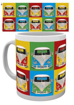 Caneca VW Volkswagen Camper - Campers colours p.