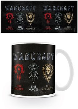 Caneca Warcraft - Logo