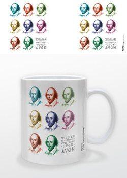 Caneca William Shakespeare - Pop Art