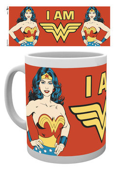 Caneca Wonder Woman - I am