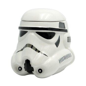 Caneca 3D Star Wars - Stormtrooper