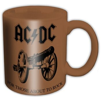 Caneca AC/DC - For Those About to Rock