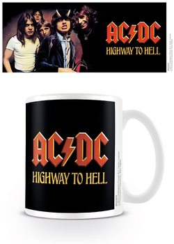 Caneca AC/DC - Highway To Hell