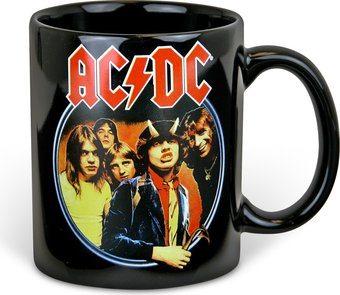 Caneca  AC/DC - Devil Angus