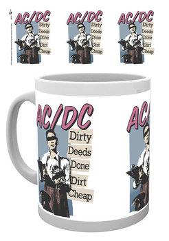 Caneca  AC/DC - Dirty Deeds
