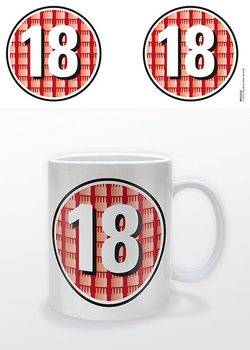 Caneca  Ages - 18 Certified