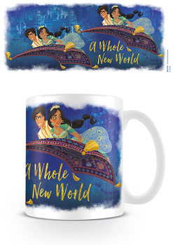Caneca  Aladdin - A Whole New World