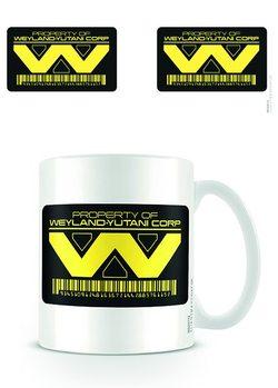 Caneca Alien - Weyland Yutani Corp