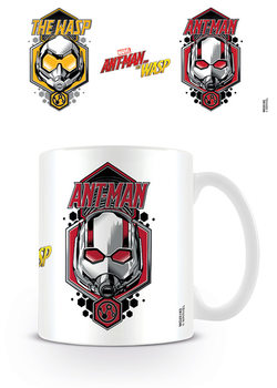 Caneca  Ant-Man and The Wasp - Hex Heads