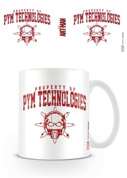 Caneca Ant-Man - PYM Technologies