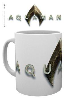 Caneca  Aquaman - Logo