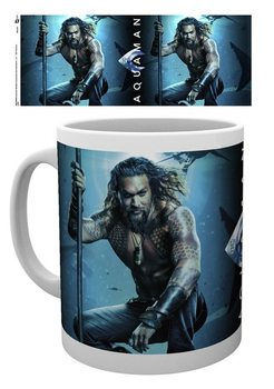 Caneca  Aquaman - One Sheet