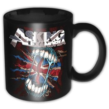 Caneca Asking Alexandria – Flag Eater