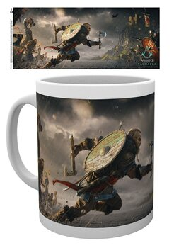 Caneca Assassin's Creed: Valhalla - Ancaster Fortress