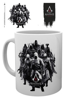 Caneca  Assassins Creed - 10 Years