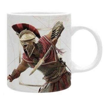 Caneca  Assassins Creed - Alexios