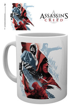 Caneca  Assassins Creed - Compilation 1