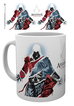 Caneca Assassins Creed - Compilation