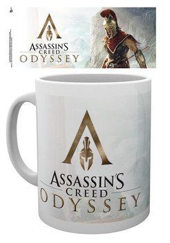 Caneca  Assassins Creed Odyssey - Alexios