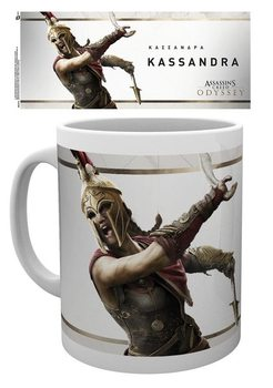 Caneca  Assassins Creed Odyssey - Kassandra Action