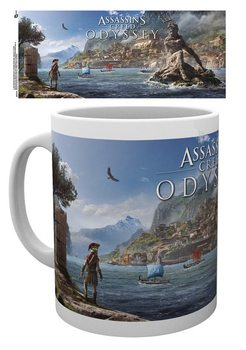 Caneca  Assassins Creed Odyssey - Vista