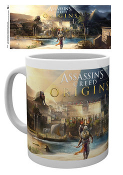 Caneca Assassins Creed: Origins - Cover
