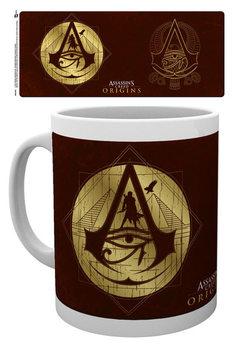 Caneca Assassins Creed: Origins - Gold Icons