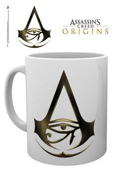 Caneca Assassins Creed: Origins - Logo