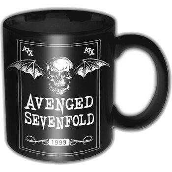 Caneca Avenged Sevenfold - Deathbat 1999