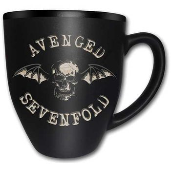 Caneca Avenged Sevenfold – Deathbat Matt Engraved