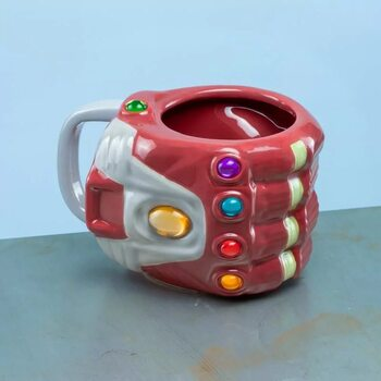 Caneca Avengers: Endgame - Nano Gauntlet