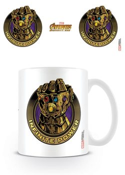 Caneca  Avengers Infinity War - Infinite Power