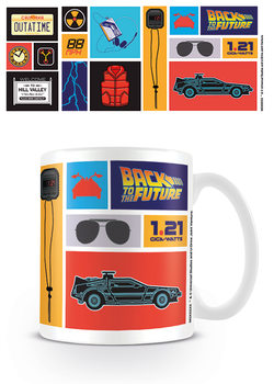 Caneca  Back to the Future - Collection